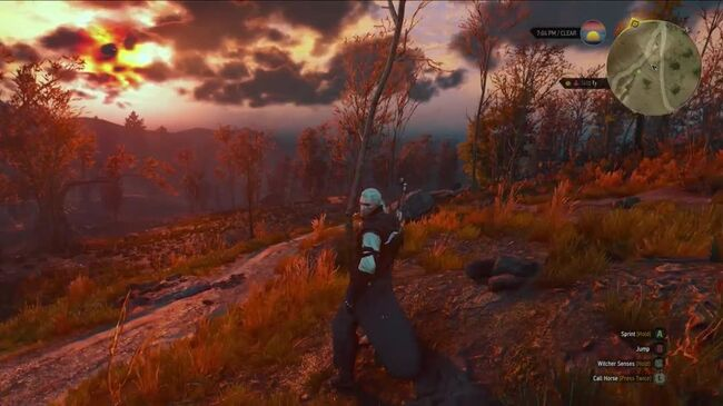 The Witcher 3 Wild Hunt - PAX Gameplay Fannotation