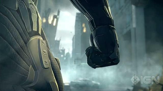 """Crysis 2 PC Games Trailer - """"The Wall"""" Trailer"""