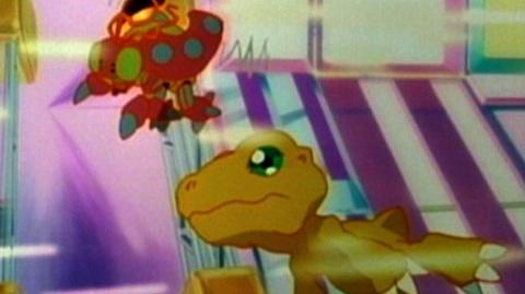 Digimon The Movie (2000) - Open-ended Trailer