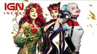 Suicide Squad Director Helming Harley Quinn Gotham City Sirens Movie - IGN News