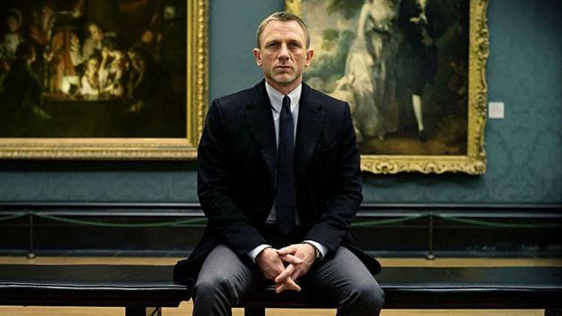"News Daniel Craig to Play Bond ""At Least Five Times"""