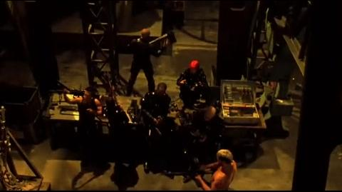 Blade II - arming up