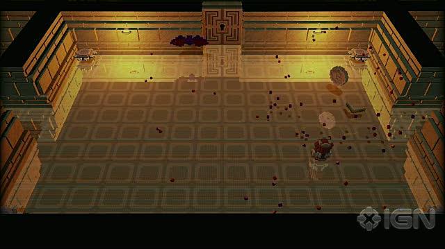 3D Dot Game Heroes PlayStation 3 Trailer - Full Trailer