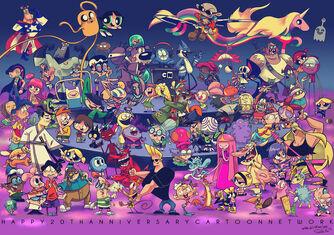 Cn20th-cartoon-network-sakikoamana-adventure-time-power-puff-girls-samurai-jack-dexter-Sakiko-Yamada