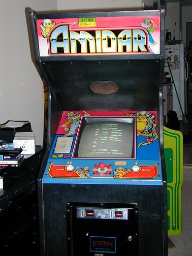 Amidar Video Game History Wiki Fandom Powered By Wikia