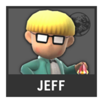 Super Smash Bros. Strife Assist box - Jeff