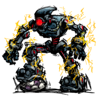 Robotic Nightmare