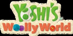 Yoshi Woolly World logo