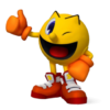Super Smash Bros. Strife recolour - Pac-Man 8