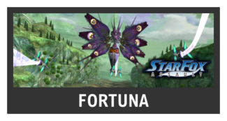 Super Smash Bros. Strife stage box - Fortuna