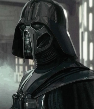 Darth Vader - The Force Awakens concept 1