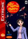 Azumanga Party Board Game Box Art 1