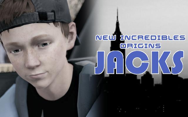 Jacks - NIOrigins