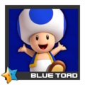 ACL Mario Kart 9 character box - Blue Toad