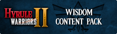 Hyrule Warriors II - Wisdom Content Pack