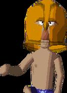 Masked Beedle