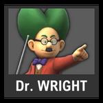 Super Smash Bros. Strife Assist box - Dr. Wright
