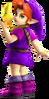 Super Smash Bros. Strife recolour - Young Link 5