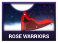 J-Games game box - Rose Warriors