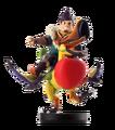 Qurupeco and Dan - Monster Hunter amiibo