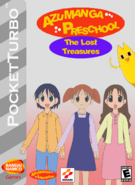 Azumanga Preschool The Lost Treasures Box Art 2
