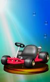 Racing Kart Trophy Melee