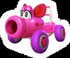 Brawl Sticker Turbo Birdo (Mario Kart DD!!)