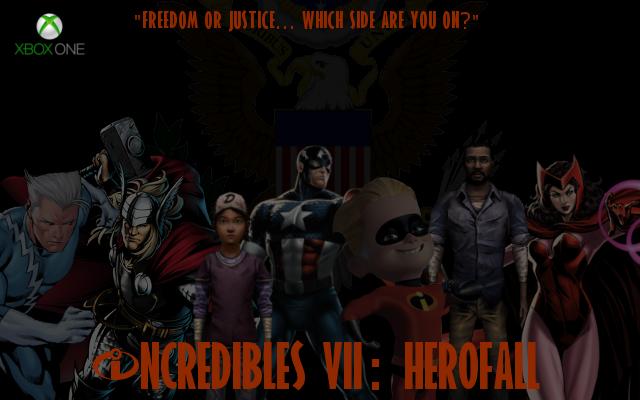 Incredibles 7 Poster