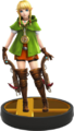 Linkle - SSBStrife amiibo