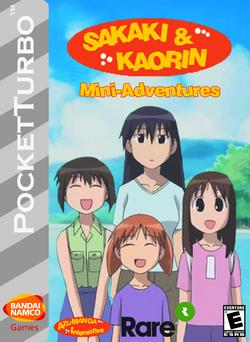 Sakaki and Kaorin Mini-Adventures Box Art