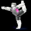 Super Smash Bros. Strife recolour - Wii Fit Trainer 11
