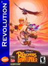 The Rescuers Down Under Box Art 2
