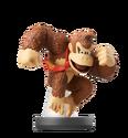 Donkey Kong - SSB4 amiibo