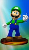 Luigi Trophy Melee