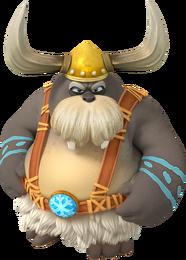 Viking Art1 - Donkey Kong Country Tropical Freeze