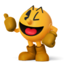 Super Smash Bros. Strife recolour - Pac-Man 5