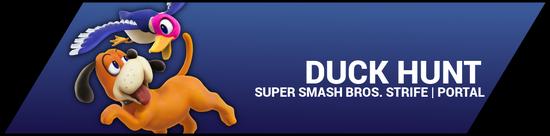 SSBStrife portal image - Duck Hunt