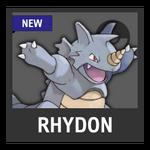 Super Smash Bros. Strife Pokémon box - Rhydon