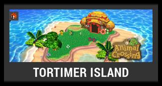 Super Smash Bros. Strife stage box - Tortimer Island