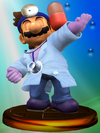 Dr. Mario Trophy (Smash 2) melee