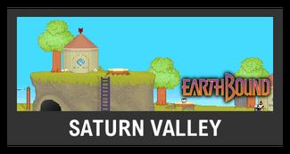 Super Smash Bros. Strife stage box - Saturn Valley