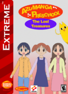 Azumanga Preschool The Lost Treasures Box Art 1