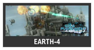 Super Smash Bros. Strife stage box - Earth-4