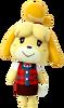 Super Smash Bros. Strife recolour - Isabelle 2