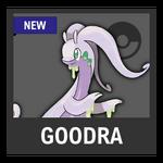 Super Smash Bros. Strife Pokémon box - Goodra