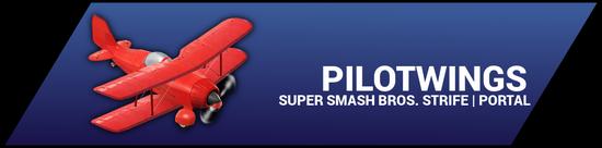 SSBStrife portal image - Pilotwings