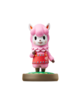 Reese - Animal Crossing amiibo