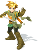 Super Smash Bros. Strife recolour - Isaac 5