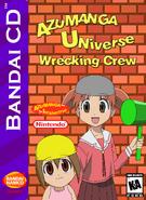 Azumanga Universe Wrecking Crew Box Art 2