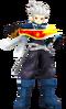Super Smash Bros. Strife recolour - Lloyd 2
